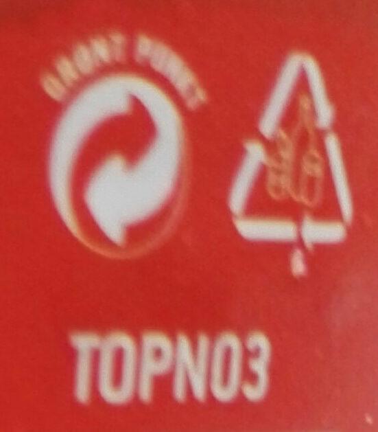 Tomatpuré - Instruction de recyclage et/ou informations d'emballage - nb