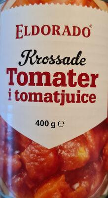 krossade tomater - Product - sv
