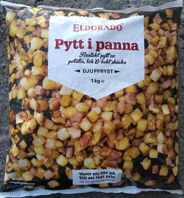 Eldorado Pytt i panna - Produit - sv