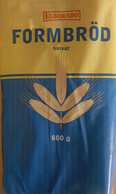 Formbröd Skivat - Produit - sv