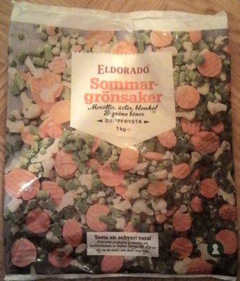 Eldorado Sommargrönsaker - Product