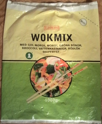 Eldorado Wokmix - Product