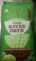 Garant Fiberhavregryn - Produit - sv