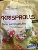 Petits pains suédois complets sans sucres ajoutés - Product