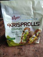 Krisprolls complet sans sucres ajoutés - Produit - fr
