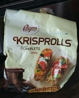 Krisprolls - Ingrédients - fr