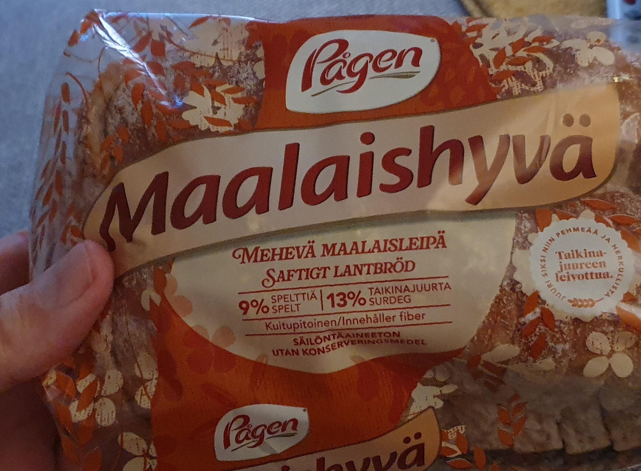 Maalaishyvä - Produit - fi