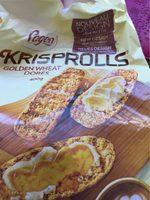 Krisprolls dorés - Product - fr