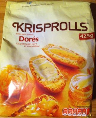Krisprolls - Produkt