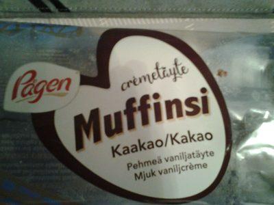 Crémetäytemuffinsi Kaakao - Produit