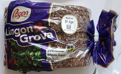 LingonGrova - Produit - sv