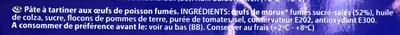 Kalles Original - Ingrédients - fr