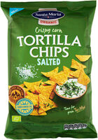 Tortilla Chpis - salted - Product - en