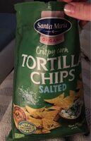 Tortilla Chpis - salted - Produit - fr