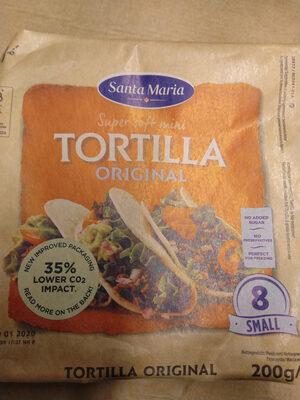 Mini Tortilla - Product