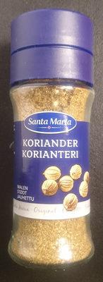 Koriander, malen - Product