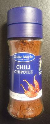 Chili, chipotle - Product - sv