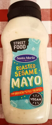 Santa Maria Roasted Sesame Mayo - Produit - sv