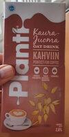 Plant Kaurajuoma Kahviin - Produit - fi