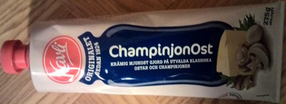 Kavli ChampinjonOst - Product - sv
