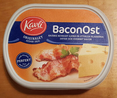 BaconOst - Product - sv