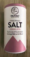 Finkornigt Salt Himalaya - Produit - sv