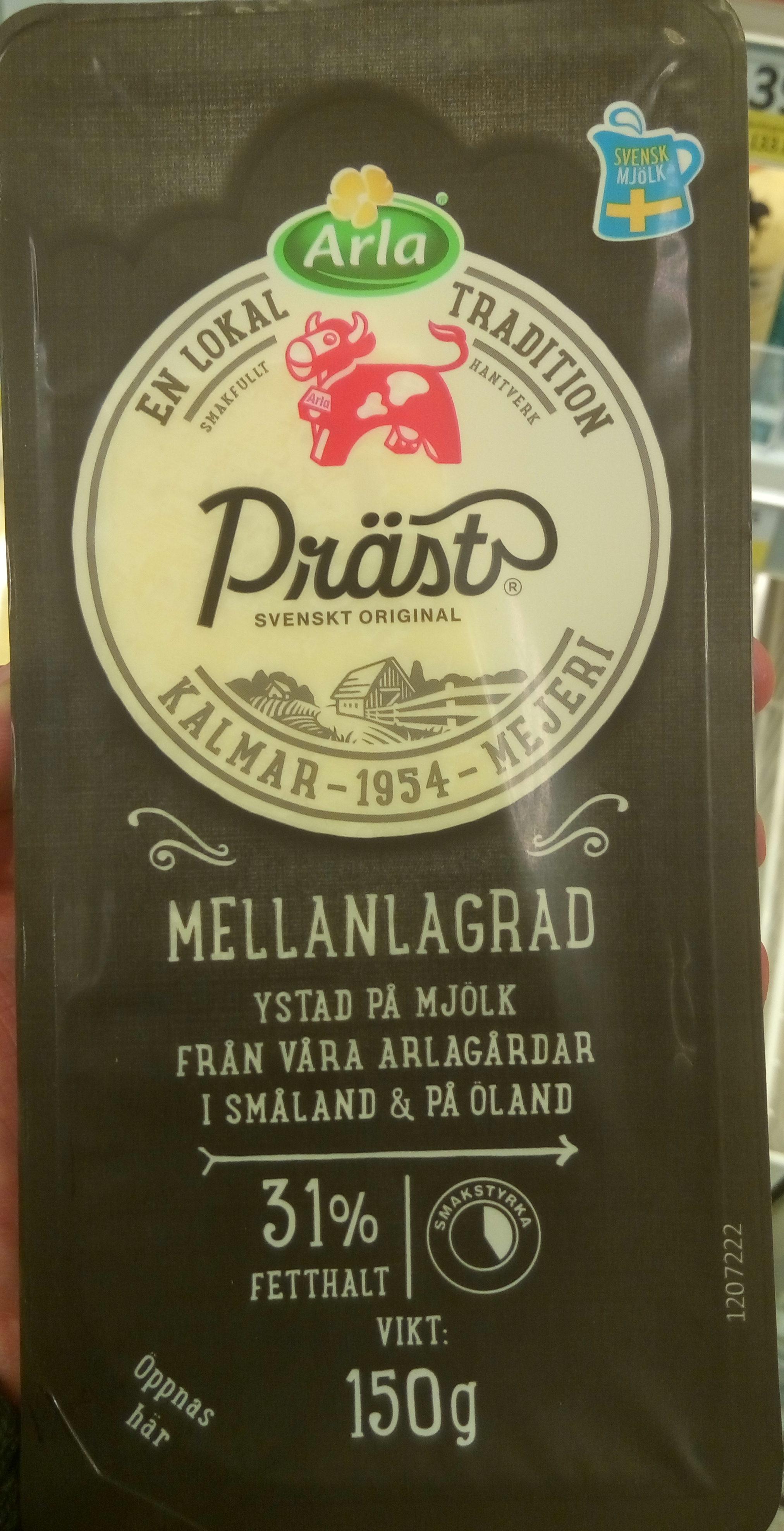 Präst - Produit