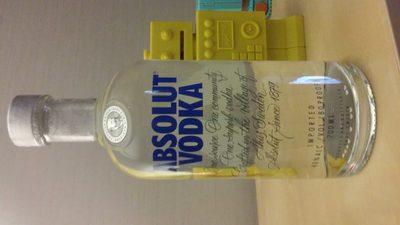 Absolut Wodka - Product - fr