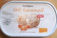 Gräddglass - Salt karamell - Produit - sv