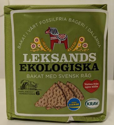 Leksands Ekologiska Bakat Med Svensk Råg - Product