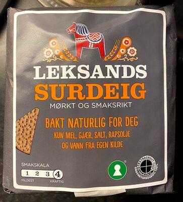 Leksands Surdeig - Produit - en