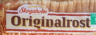 Skogaholms Originalrost,Skivad - Produit - sv