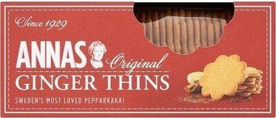 Original Ginger Thins - Prodotto - fr