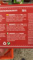 Original Ginger Thins - Ingredienti - fr
