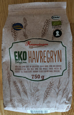 Ekologisk vara Havregryn - Product