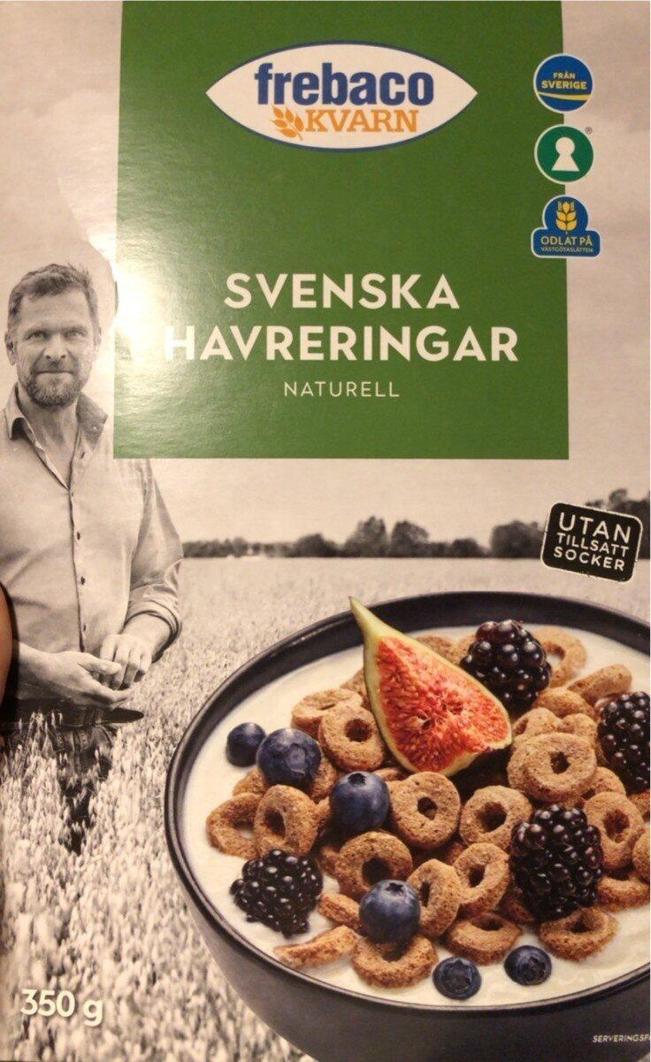 Svenska Havreringbar - Produit - sv