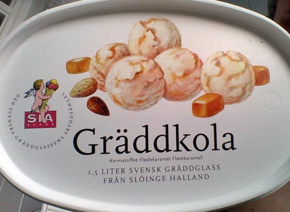 Gräddkola - Produit