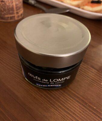Oeufs de lompe - Produit - fr