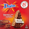 Daim Chocolate Cake with Crunchy Caramel - Product