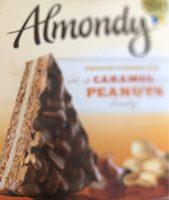 Almondy caramel peanuts - Product