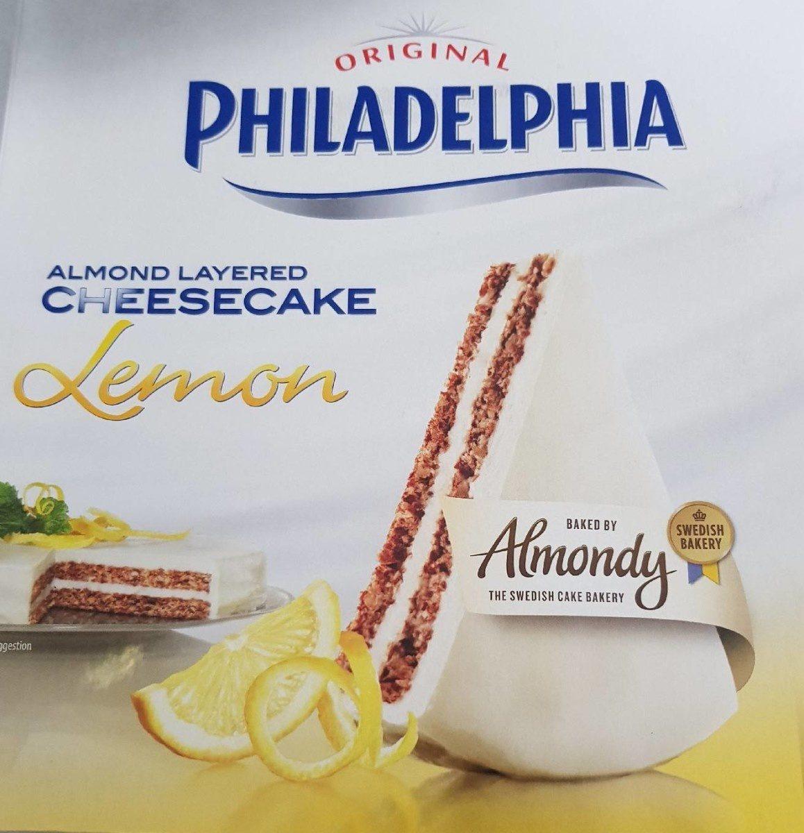 Philadelphia Cheesecake, Lemon - Product