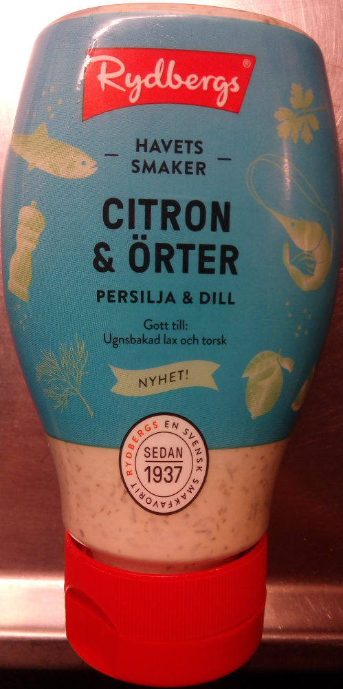 Rydbergs Citron & Örter - Product
