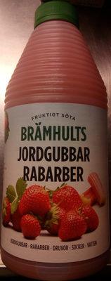 Brämhults Jordgubbar Rabarber - Produit - sv