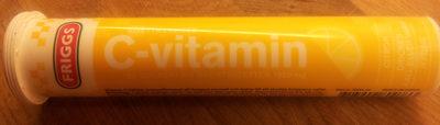 C-vitamin citron - Produit - sv