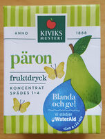 Päron Fruktdryck - Product