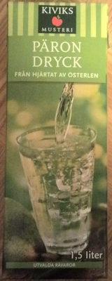 Päron boisson poires - Product