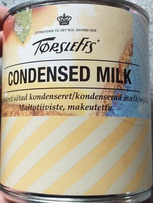 Condensed Milk - Prodotto - da