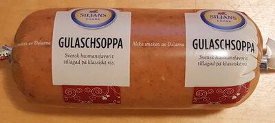 Gulaschsoppa - Produit - sv