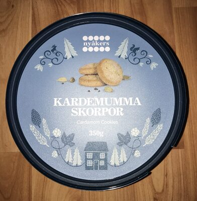 Kardemumma skorpor - Produkt - sv