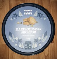 Kardemumma skorpor - Recycling instructions and/or packaging information - en